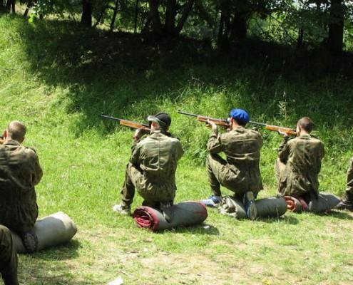 Kurs Prowadzącego Strzelanie Kraków